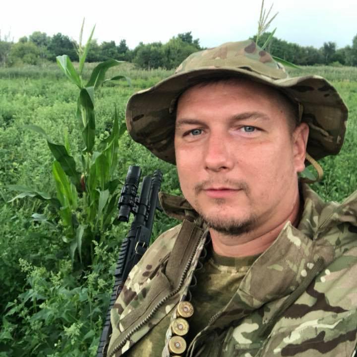 Николай Коломойцев